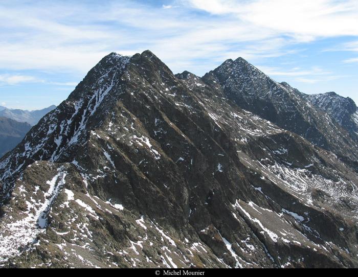 """Le """"Grand Vent"""" - massif de l'Armet - Marie-Pierre & Michel - le 1er ..."""